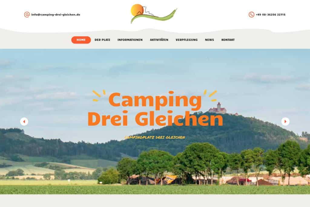 Camping Drei Gleichen
